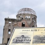 [Japan/Hiroshima] Peace and love are the keywords​ to this nuclear-bombed​ area