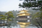 [Japan/Kyoto] The Golden temple in the snow – Kinkaku-ji