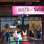 [Pop-up] The dessert market under the Vivid Light – Milk n'Sugar